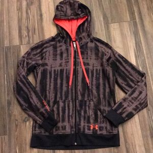 Under Armour Tops - Under Armour Zip Up Hoodie M